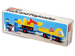 492-Truck & Payloader box