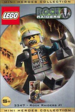 Mini Hero Collection 1