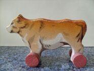 Wood cow4