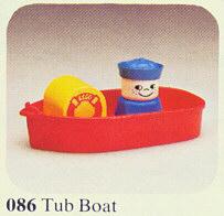 086-Tub Boat
