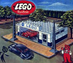307 VW Car Showroom