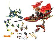 Lego Ninjago Final Flight of Destiny's Bounty 3