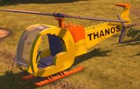 Thanos Copter
