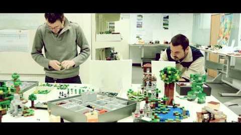 LEGO Minecraft Cobuild
