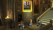 Lego2 Grand Staircase trio