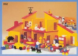 9152-DUPLO House