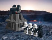 Custom: Galactic Empire Battle Pack