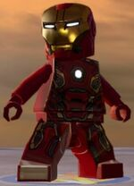 Iron Man Mark 45 Video Game Variant