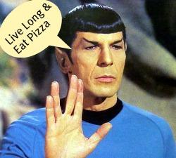 Spock Pizza