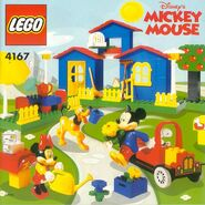 4167 Mickey's Mansion