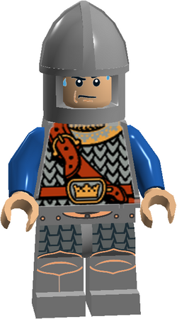 Blue Knight 1