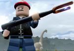 Dino Handler Bob