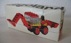 642-Double Excavator box