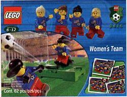 3416 Women's Soccer Team