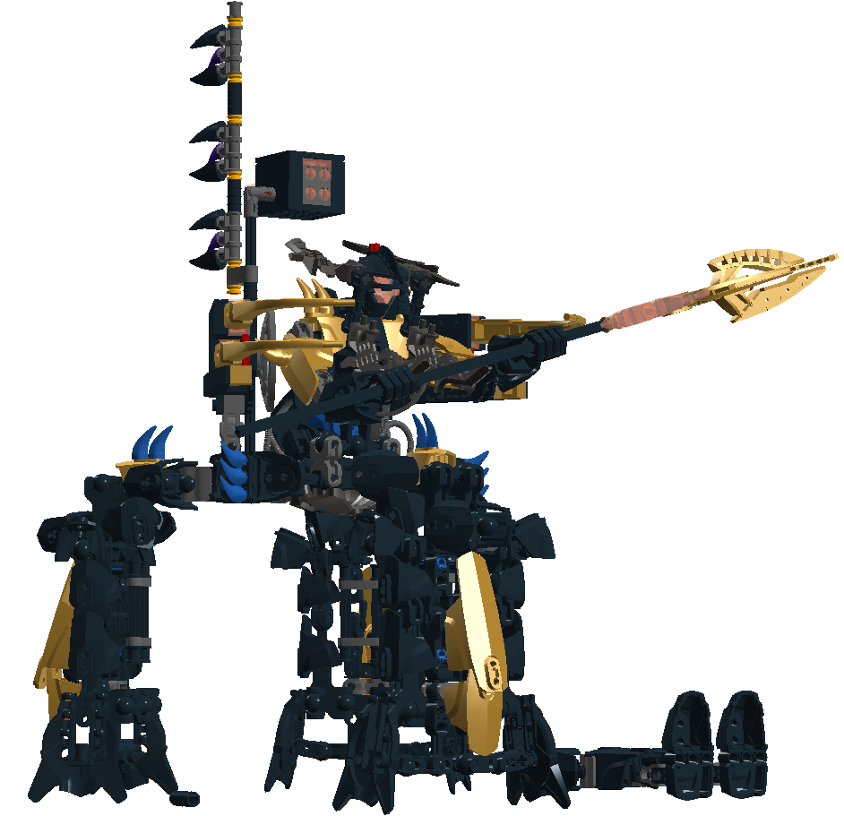 Custom Overlord Von Nebula Brickipedia Fandom Powered