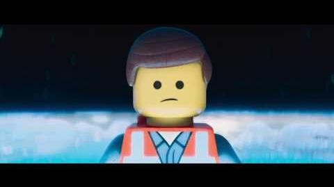 The LEGO Movie Who Are You