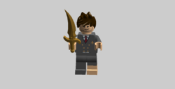 LEGO Robert