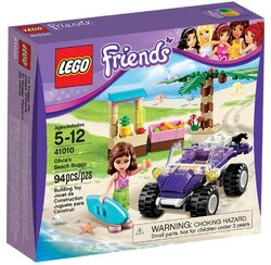 Olivia's Beach Buggy Box