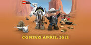 The Lone Ranger teaser