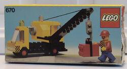 670 Mobile Crane