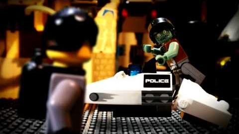 Space Police Log 04 H.Q