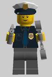 Trixburg City Cop