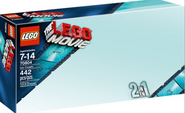 Lego movie 2 in 1 box