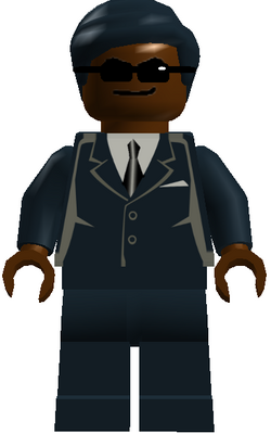 MCM Agent J
