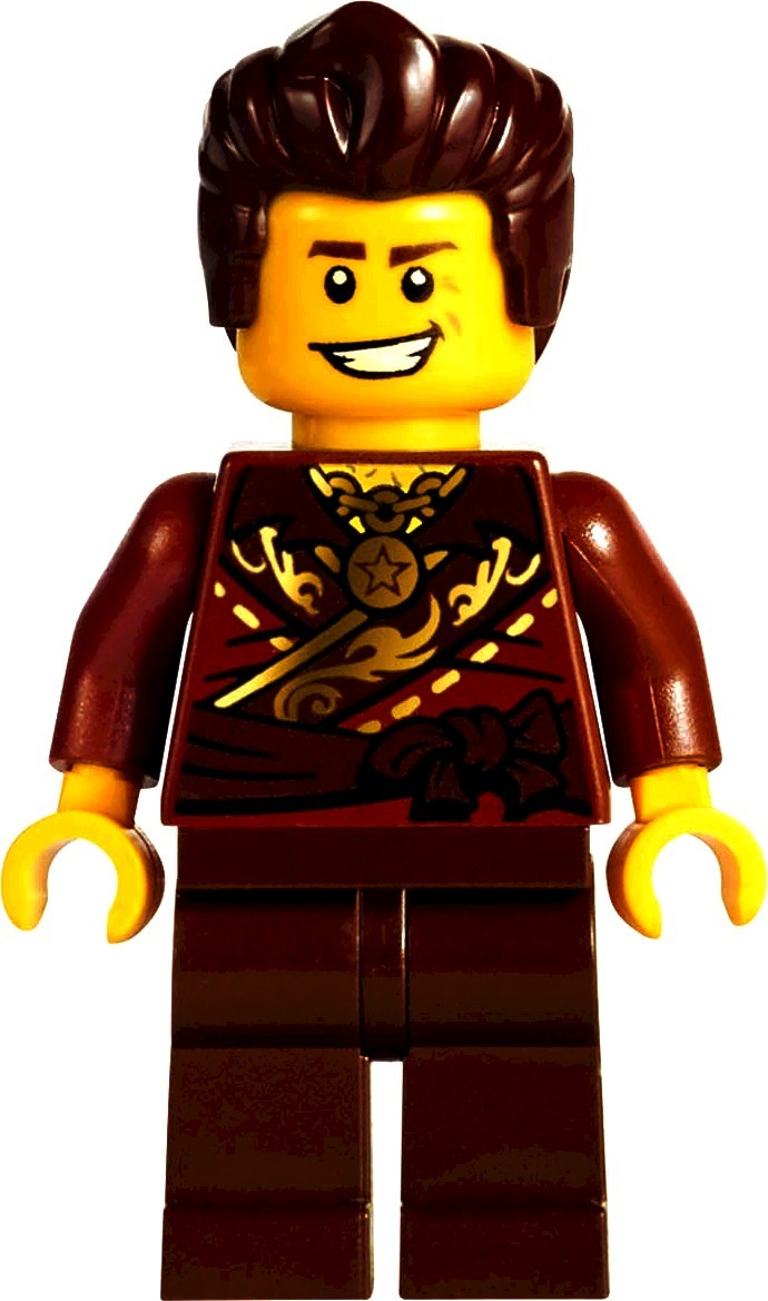 Dareth brickipedia fandom powered by wikia - Sensei ninjago ...
