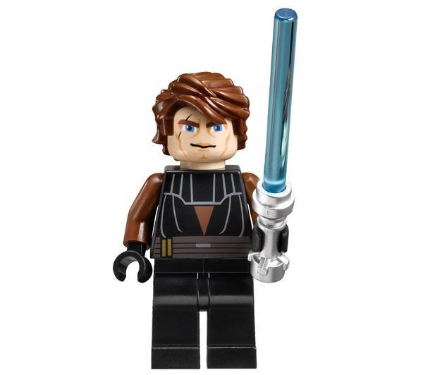 7669 anakin 39 s jedi starfighter brickipedia fandom - Lego star wars vaisseau anakin ...