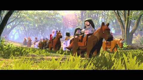 LEGO The Hobbit PS3 Trailer