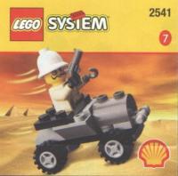 2541 Adventures Buggy