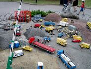 Lego Building Site