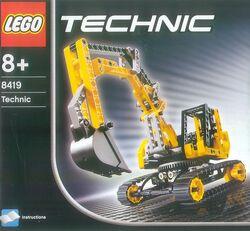 8419 Excavator