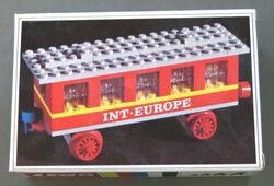 123-Passenger Coach