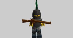 DK86 Rifle