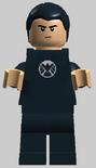 Agent Ward (Riot Gear)