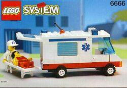 6666 Ambulance