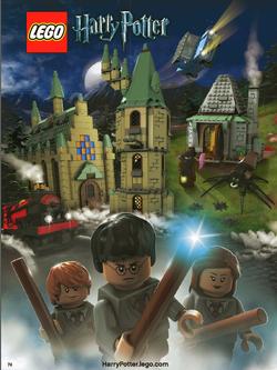 LEGO Harry Potter 2010
