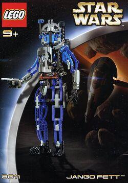 8011-2 Technic Jango Fett