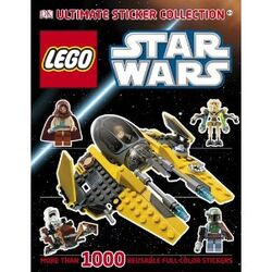 LEGO Star Wars Ultimate Sticker Collection
