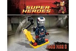 Lego iron patriot