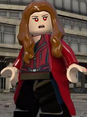 LEGO Civil War Scarlet Witch