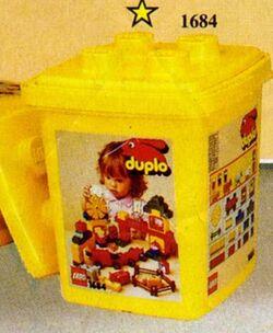 1684 DUPLO Bucket
