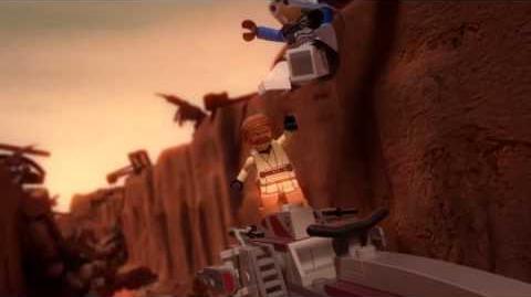 LEGO Star Wars The Yoda Chronicles Geonosis 2
