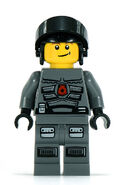 Space Police Officer 2 5974