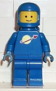 Blue Classic Spaceman