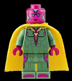 Vision Minifigure