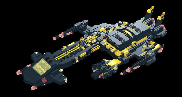 File:MOC - Blacktron Renegade.png