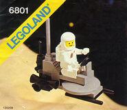 6801 Rocket Sled